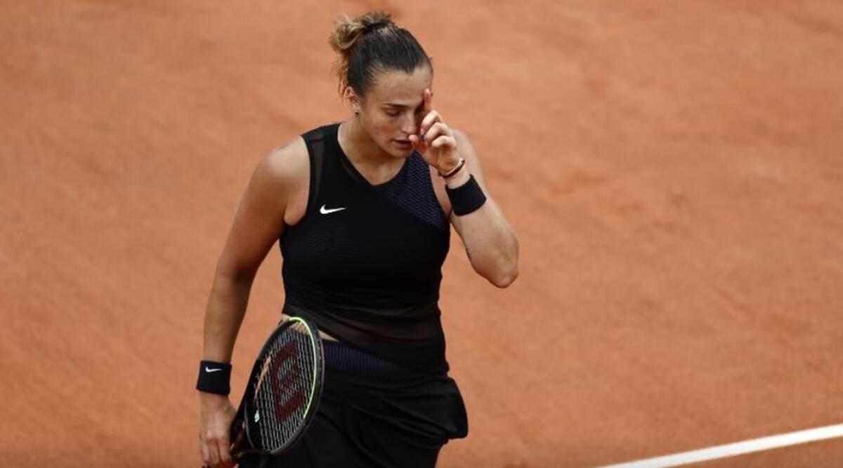 Abierto de Francia: Tercera cabeza de serie Sabalenka fuera;  Serena supera a Collins para llegar a octavos de final