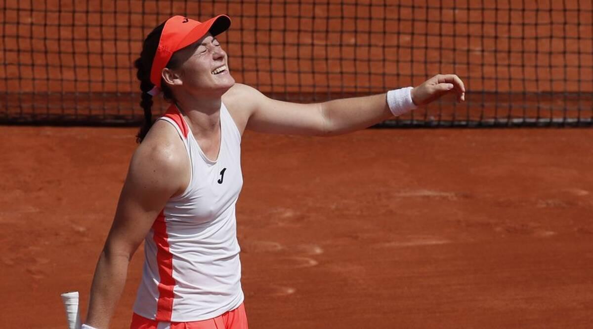 Abierto de Francia: Zidansek y Pavlyuchenkova entran en cuartos de final