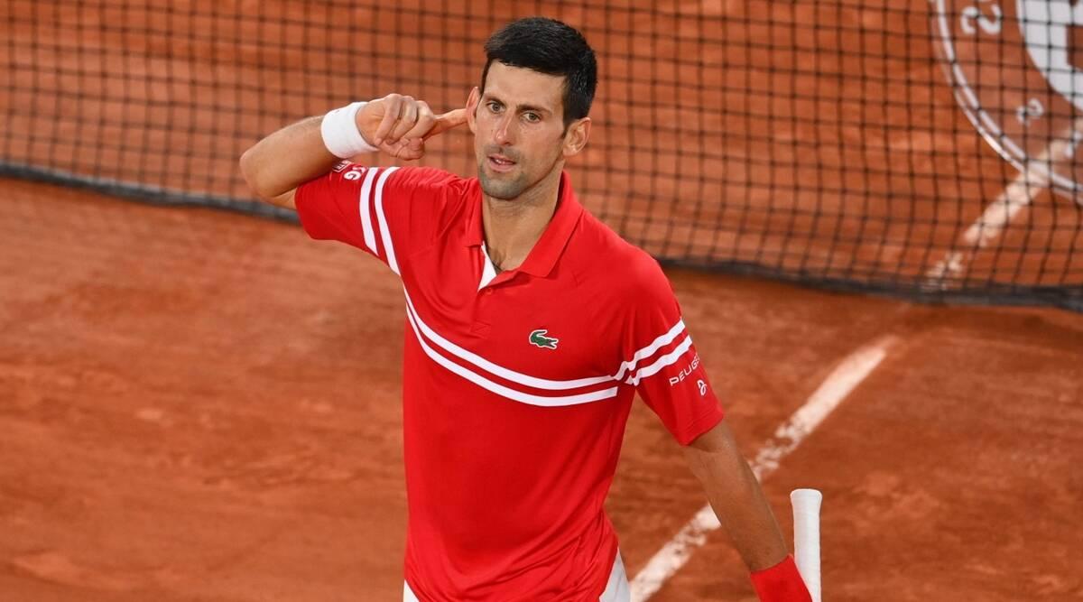 Abierto de Francia: tras derrocar a Nadal, Djokovic espera estar listo para Tsitsipas