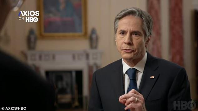 El secretario de Estado Tony Blinken advirtió que Vladimir Putin tendrá que responder por los ataques de ransomware a empresas estadounidenses.