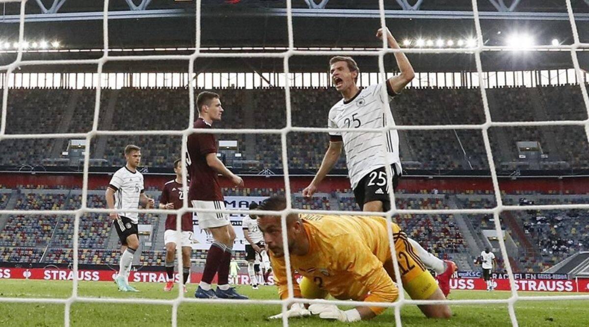 Germany vs Latvia, Euro 2020