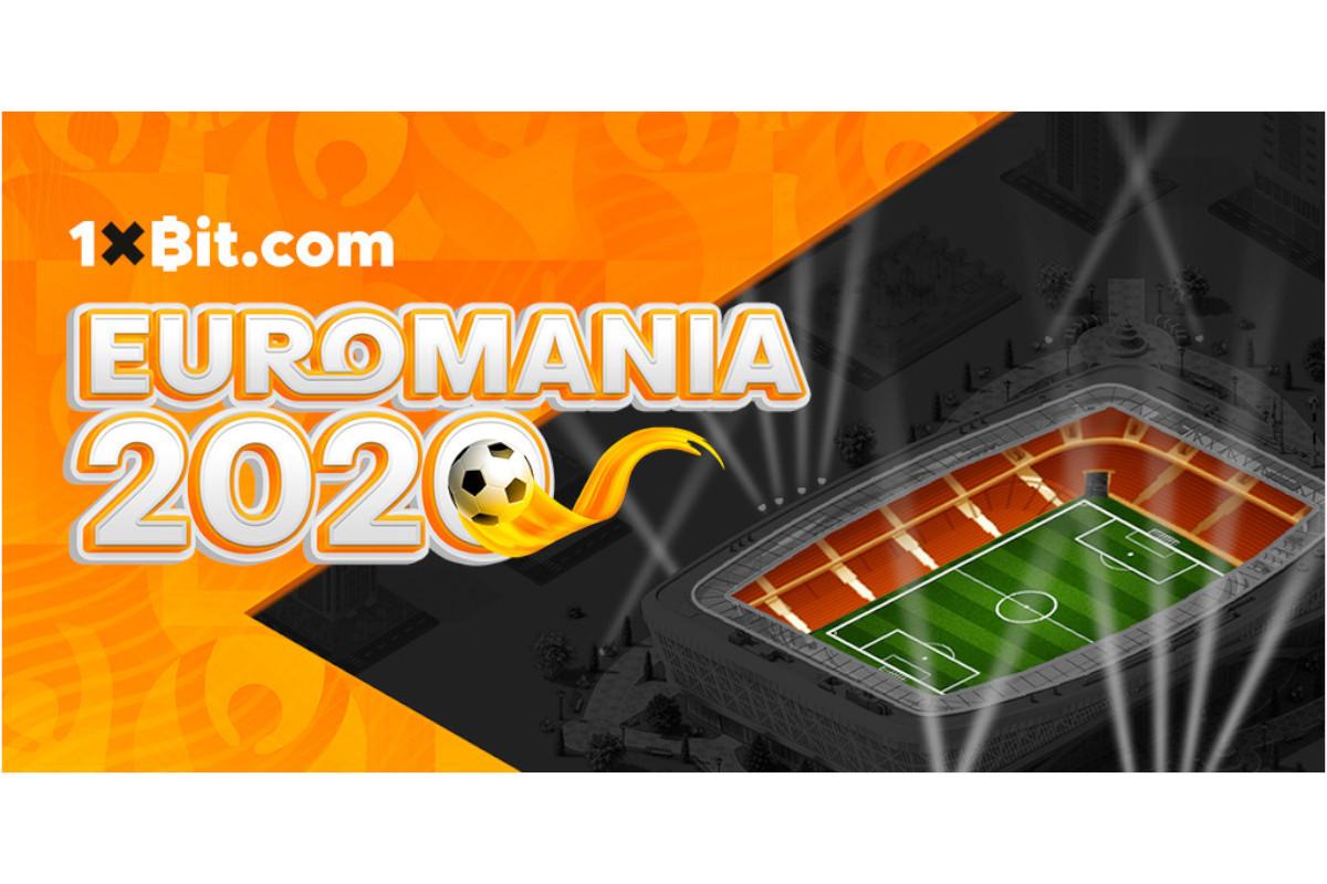 All Out, All Game, All Season Únase a EUROMANIA y obtenga Crypto Rewards