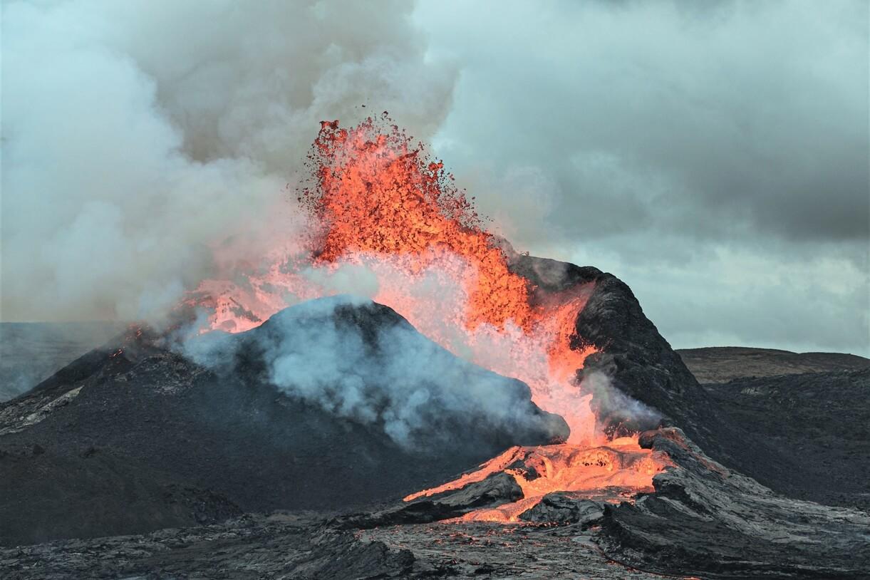 América Latina y el Caribe podrían usar miles de volcanes para minar Bitcoin
