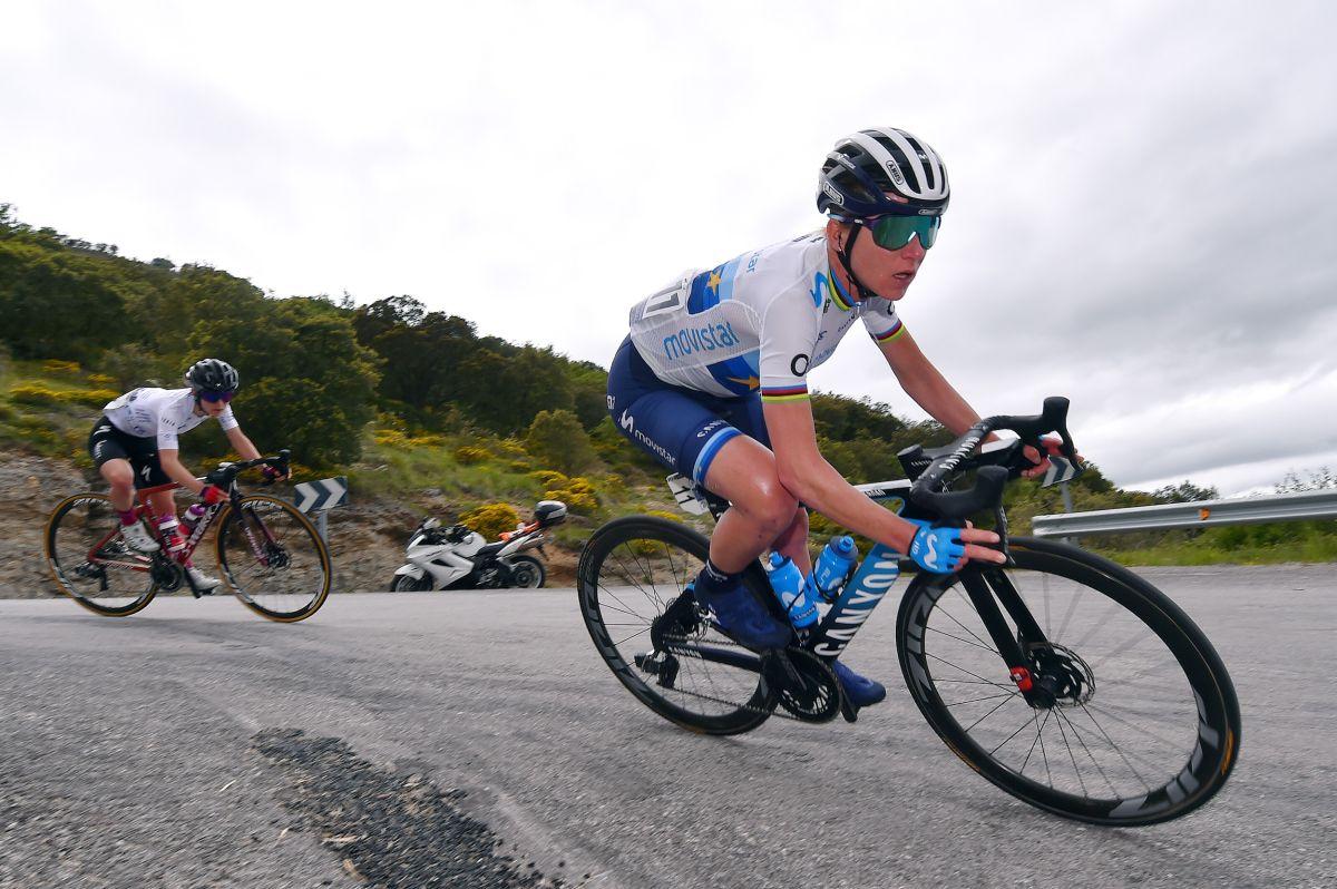 Annemiek van Vleuten se perderá el Giro Rosa y la Course para centrarse en los Juegos Olímpicos