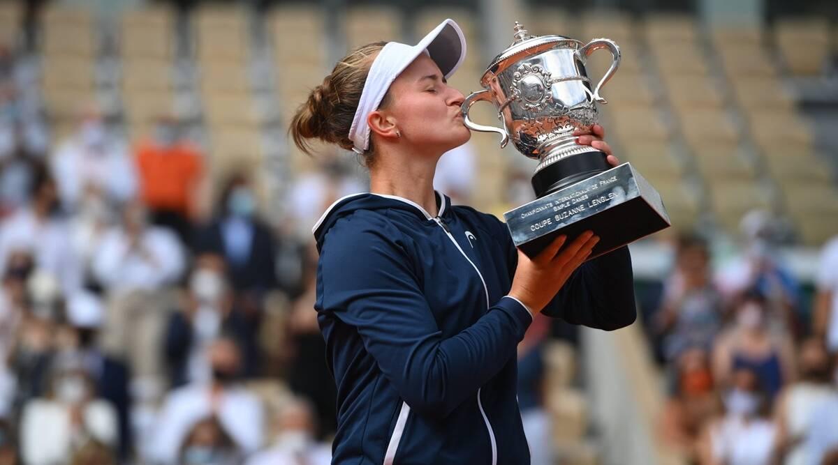 Barbora Krejcikova gana su primer título de Grand Slam en el Abierto de Francia