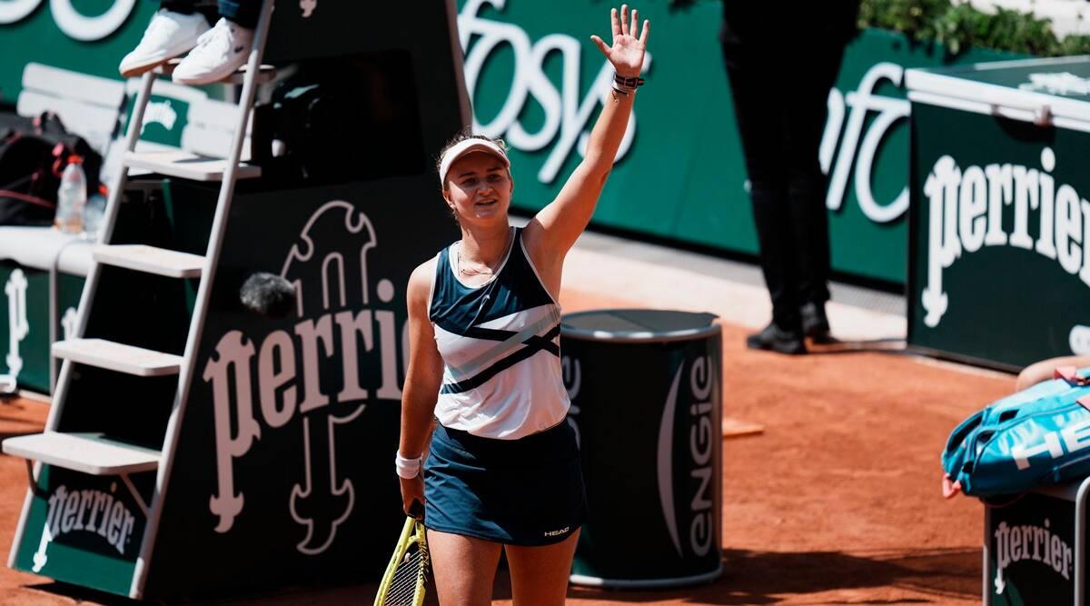 Barbora Krejcikova, no cabeza de serie, vence a Coco Gauff en las semifinales del Abierto de Francia