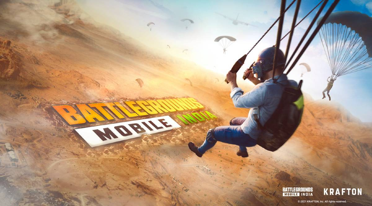 Battlegrounds Mobile India, Battlegrounds Mobile India launch
