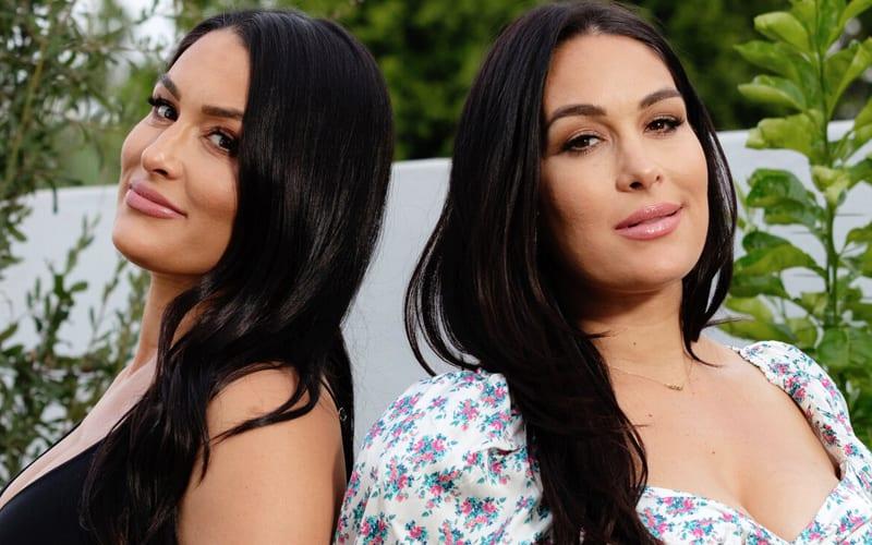 Bella Twins lista para terminar la serie de realidad Total Bellas