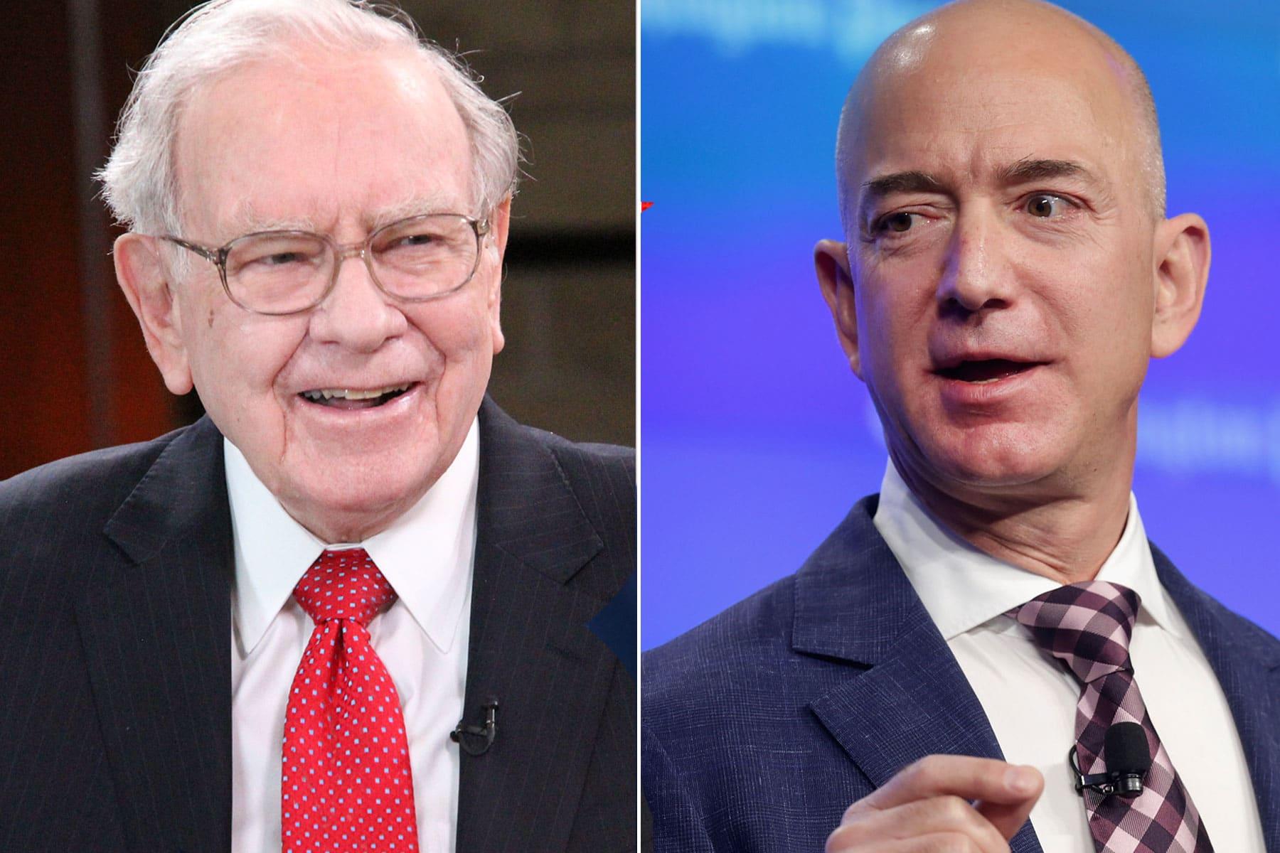 Bezos, Buffett, Bloomberg, Musk, Icahn y Soros pagan una pequeña fracción de la riqueza en impuestos sobre la renta, revela un informe