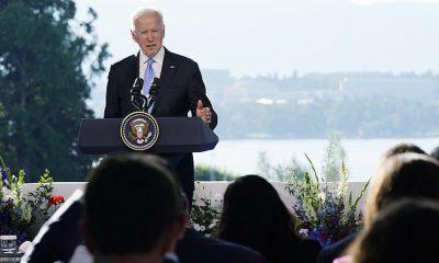 Joe Biden advirtió a Vladimir Putin que habría consecuencias 'devastadoras' si el líder de la oposición Alexei Navalny moría mientras estaba bajo custodia rusa.
