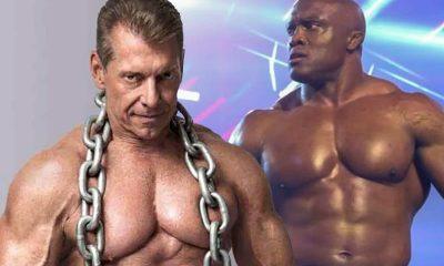 Bobby Lashley dice que Vince McMahon es 'bueno golpeando, él sabe cómo entrar allí'