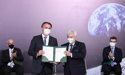 Brasil firmó los Acuerdos de Artemisa, convirtiéndose en el primer país sudamericano en señalar que se adherirá a los principios para explorar el espacio y la luna en beneficio de 'toda la humanidad'