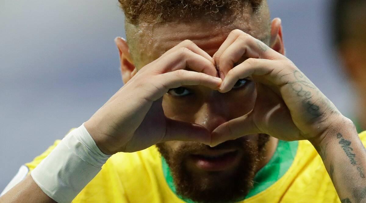 Brasil sigue buscando delantero ante Perú en Copa América