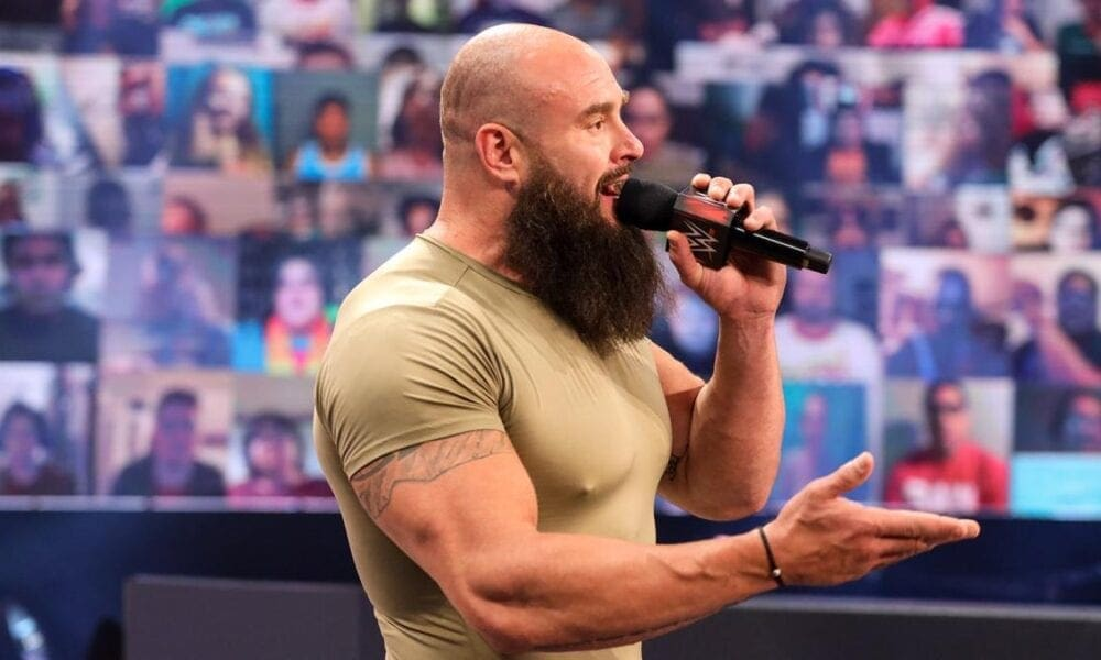 Braun Strowman publica un mensaje críptico sobre su futuro |  Noticias de lucha libre