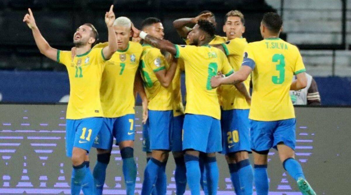 Brazil vs peru, Copa America