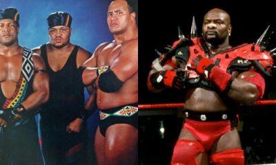 Bruce Prichard dice que Ahmed Johnson perdió una pelea entre bastidores contra D'Lo Brown, Ahmed se retiró de una pelea con The Rock |  Noticias de lucha libre