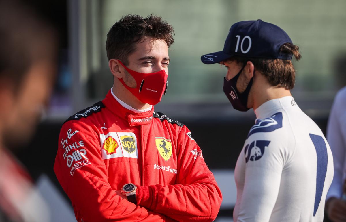 Charles Leclerc se muestra cauteloso ante la idea de repetir el podio de Austria