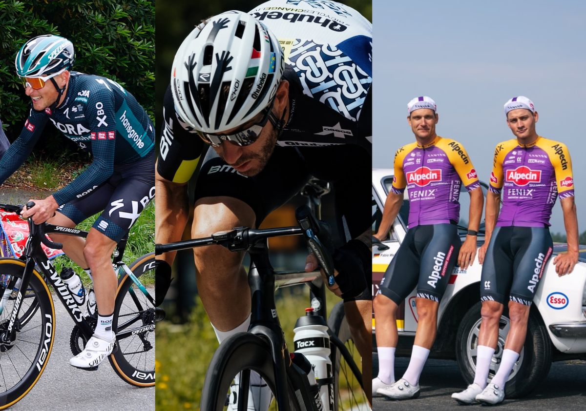 Clasificación de los uniformes de equipos de edición especial del Tour de Francia 2021