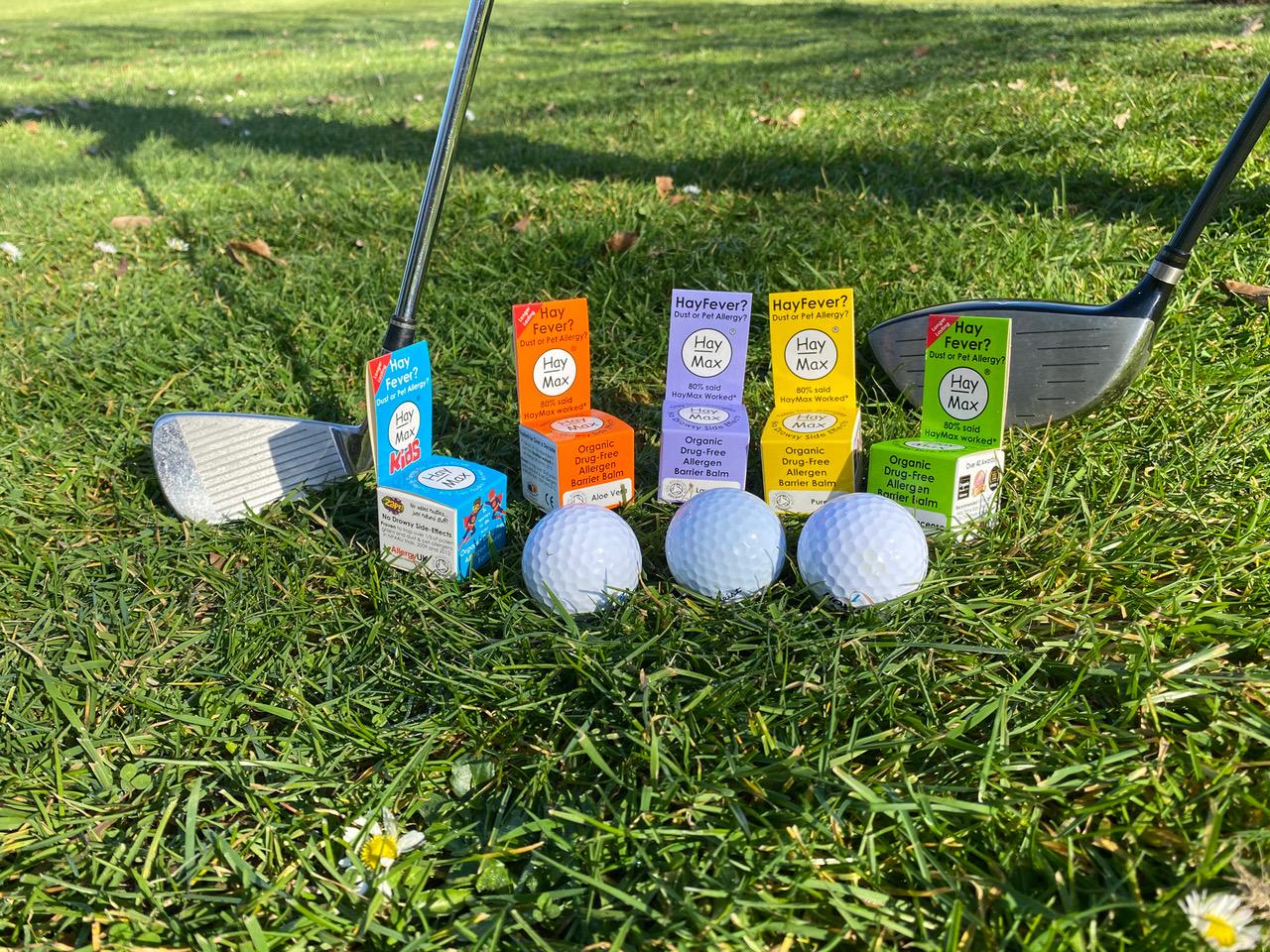 Cómo disfrutar del golf y no dejar que la fiebre del heno desafíe su rendimiento - Noticias de golf    Revista de golf