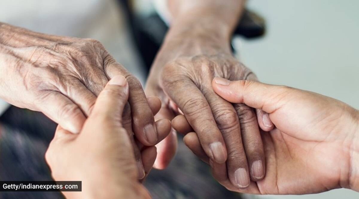 nutrition and dementia, dementia indianexpress.com, covid 19 and dementia, dementia and elderly care, how to care for elderly with dementia, indianexpress,