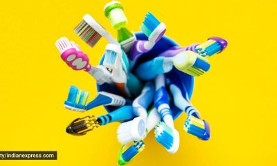 Covid-19 and oral hygiene, Covid-19 and oral health, Covid-19 and dental hygiene, Covid-19 and dental health, Covid-19 and teeth, how to take care of your teeth and oral health in the pandemic, indian express news