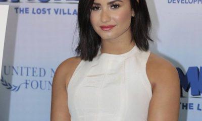 Demi Lovato lanza una campaña de sorteos para recaudar fondos para organizaciones benéficas favoritas