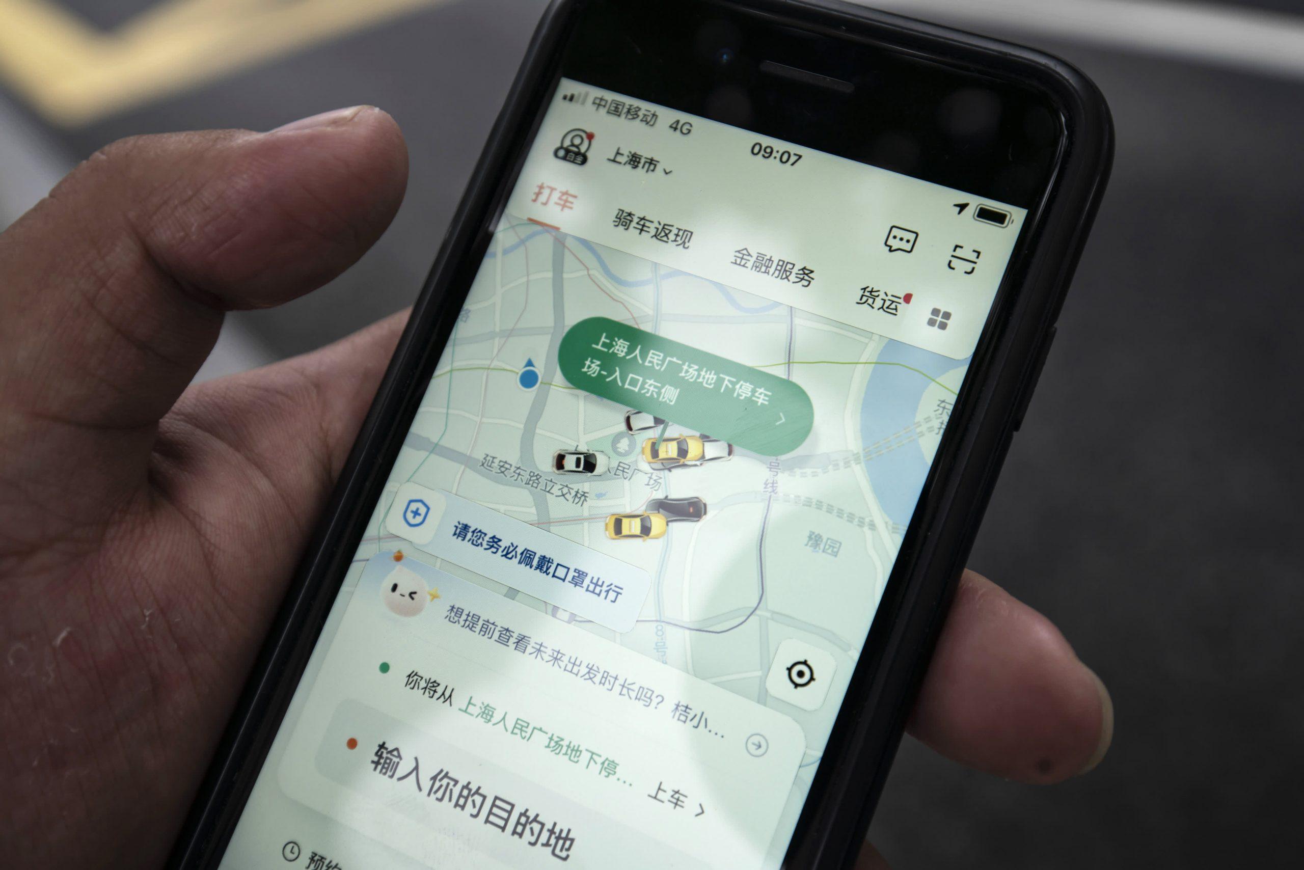 Didi, el gigante de los viajes compartidos, quiere ser algo más que el Uber de China