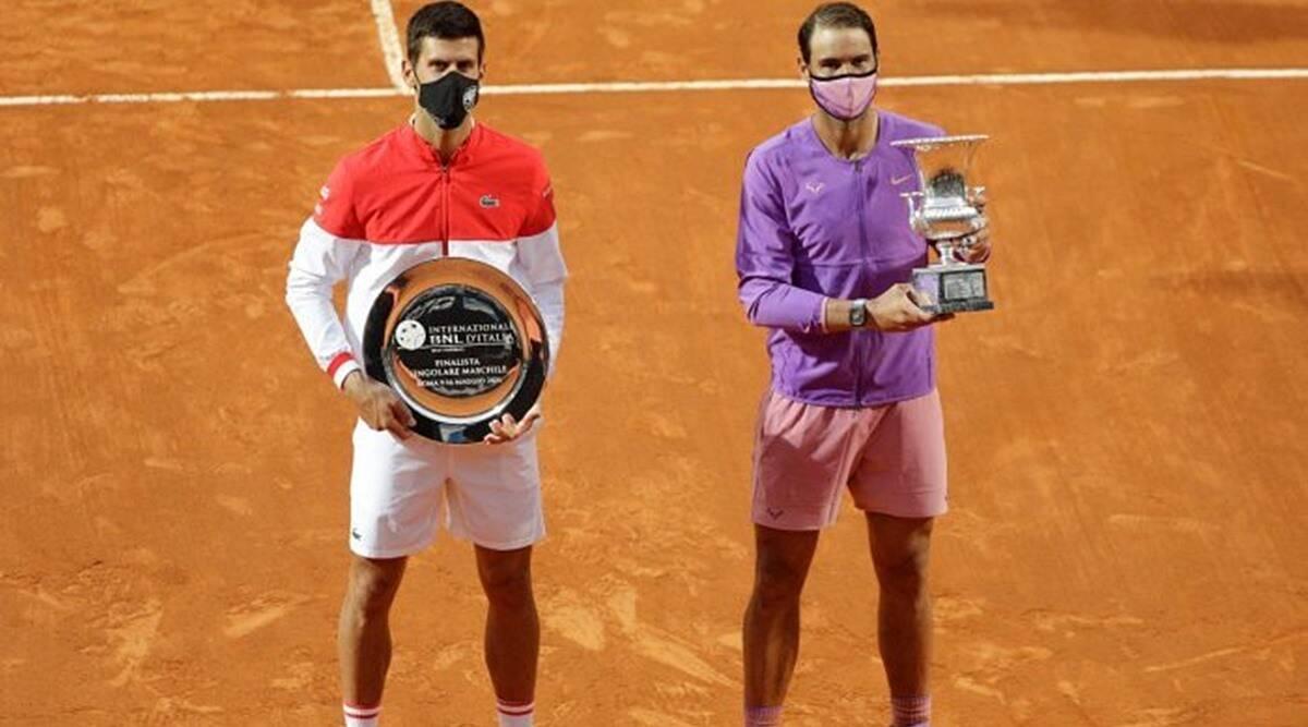 Djokovic-Nadal, Tsitsipas-Zverev en semifinales del Abierto de Francia