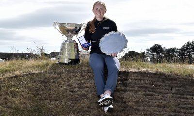 Dominant Duncan gana el Campeonato Amateur Femenino - Noticias de golf |  Revista de golf