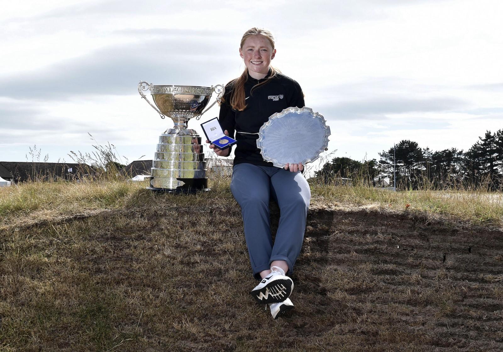 Dominant Duncan gana el Campeonato Amateur Femenino - Noticias de golf    Revista de golf