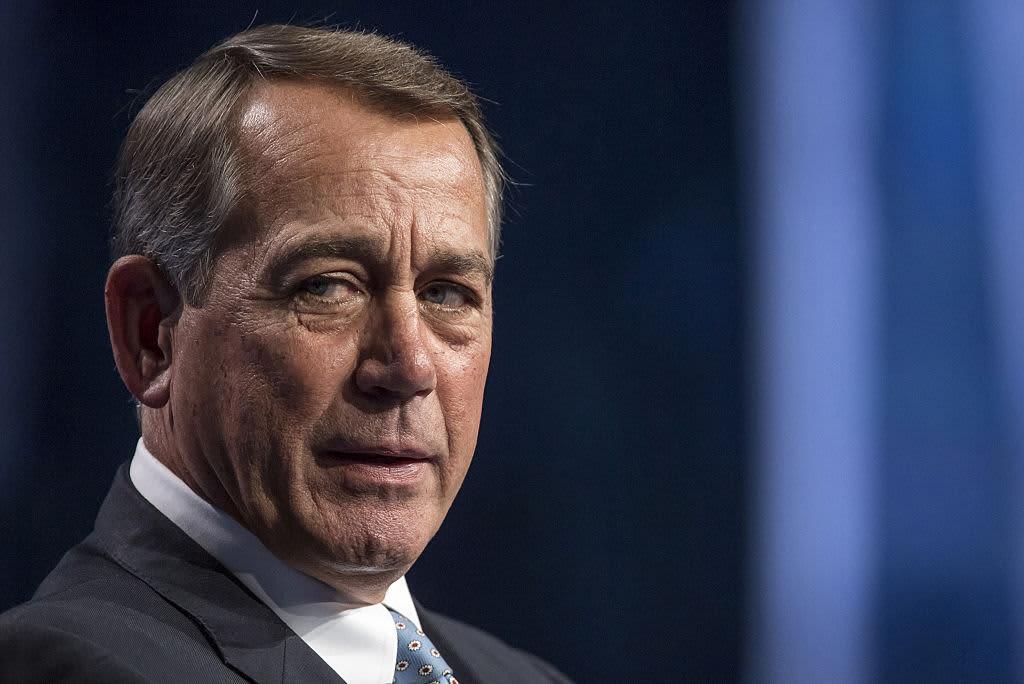 Donald Trump tiene algo de culpa por la insurrección del 6 de enero, dice el ex presidente de la Cámara de Representantes John Boehner