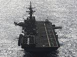 EE. UU. Planea construir una fuerza permanente en la puerta de Australia para enfrentarse a China