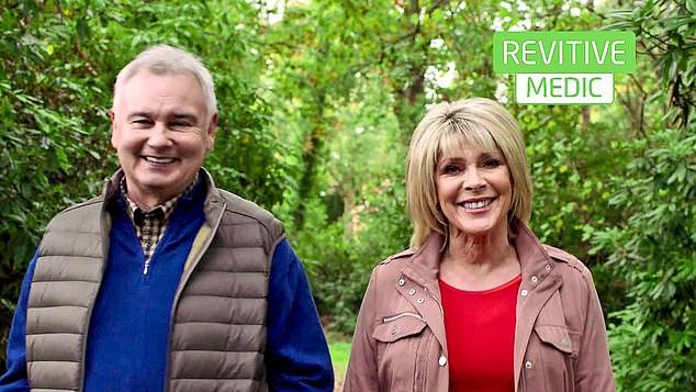 'Piernas sanas': la pareja, ambos de 61 años, se ha visto inundada de ofertas para hacer frente a campañas dirigidas a mayores de 55 años