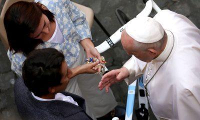 Egan Bernal se encuentra con el Papa Francisco: 'Es la experiencia más hermosa de mi vida'