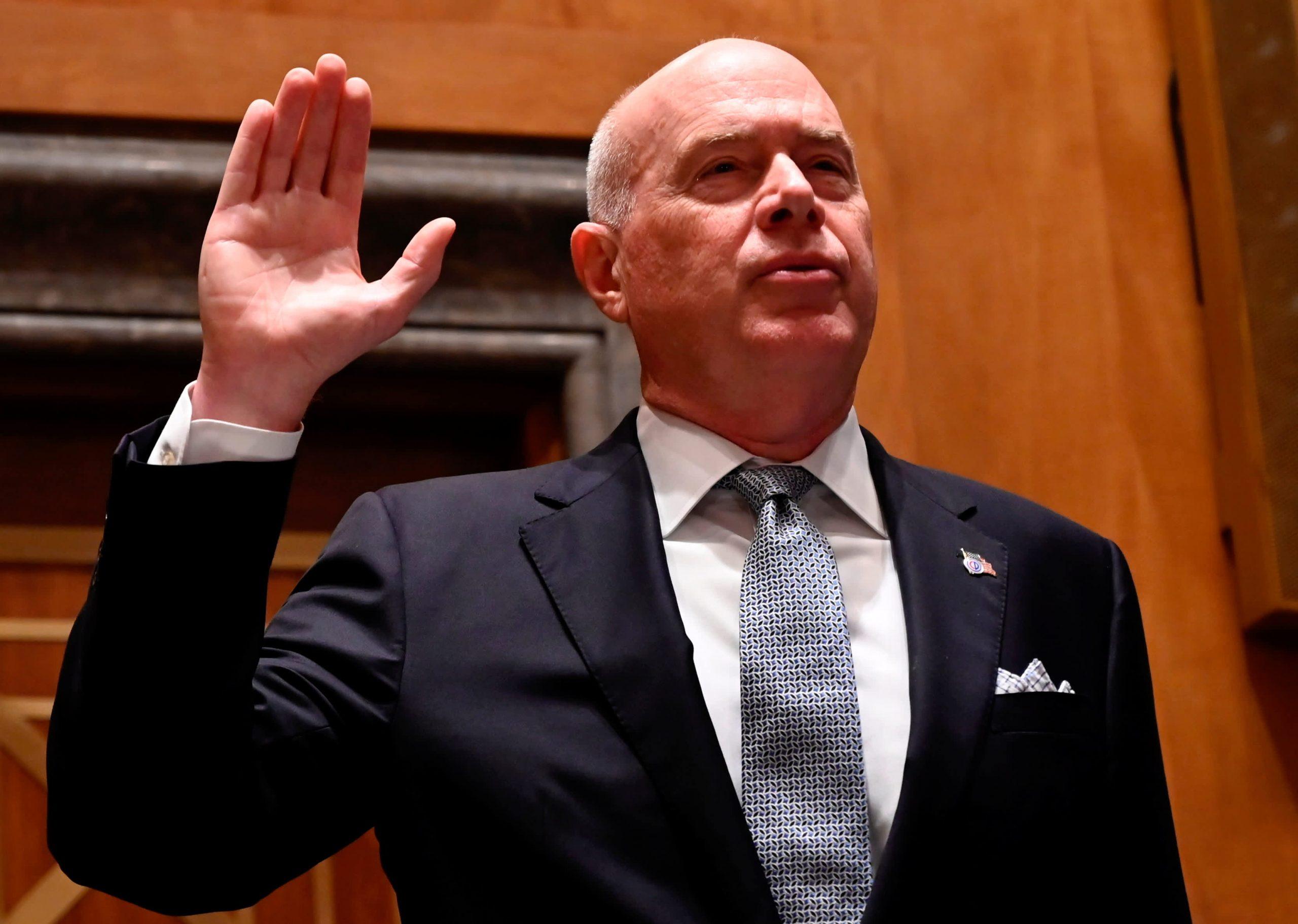 El CEO de Colonial Pipeline informa a los senadores sobre las primeras horas del ataque de ransomware