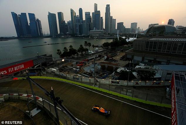 El GP de Singapur está CANCELADO debido a las restricciones de Covid mientras los jefes de la Fórmula Uno luchan por salvar la temporada