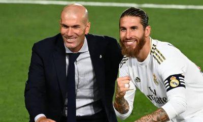 El Real Madrid afronta un futuro incierto tras la salida de Sergio Ramos y Zinedine Zidane