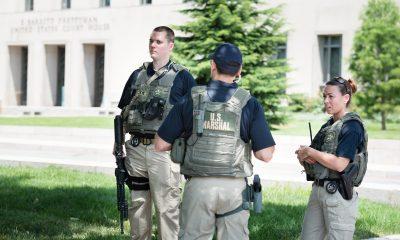 El Servicio de Alguaciles de EE. UU. Carece de recursos para proteger a los jueces federales incluso cuando las amenazas aumentan en un 81%, según el informe