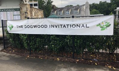 El australiano Louis Dobbelaar se aferra a la victoria del Dogwood Invitational