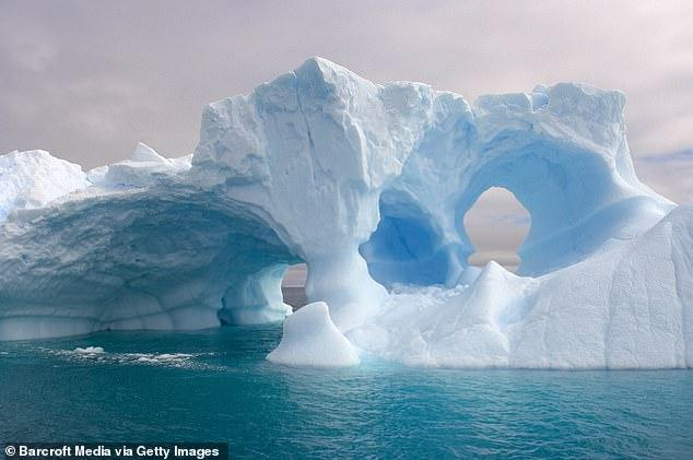 Las capas de hielo debilitadas de la Antártida Occidental y Groenlandia, combinadas con la corriente del Golfo del Atlántico y la selva amazónica, podrían causar un 'efecto dominó climático'
