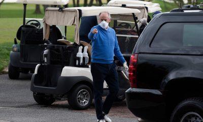 El hijo del asesor de Biden, Steve Ricchetti, consigue trabajo en el Departamento del Tesoro un año después de la universidad