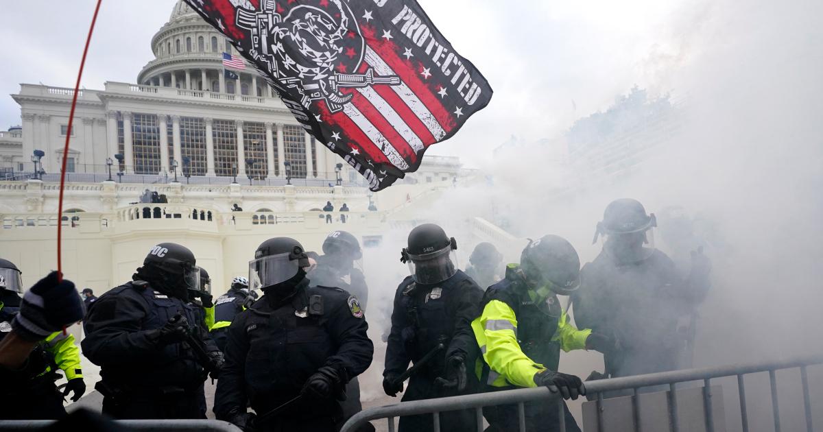 El informe del Senado de los EE. UU. Describe las fallas de seguridad durante la violación del Capitolio