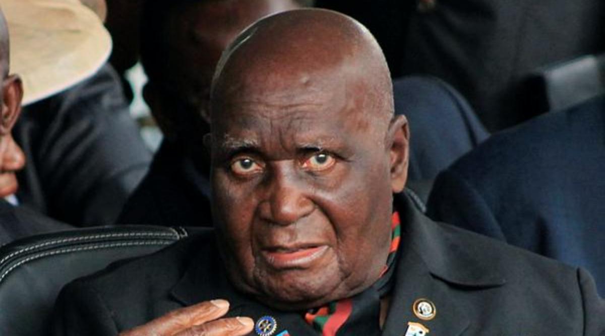 El primer presidente de Zambia, Kenneth Kaunda, muere a los 97 años