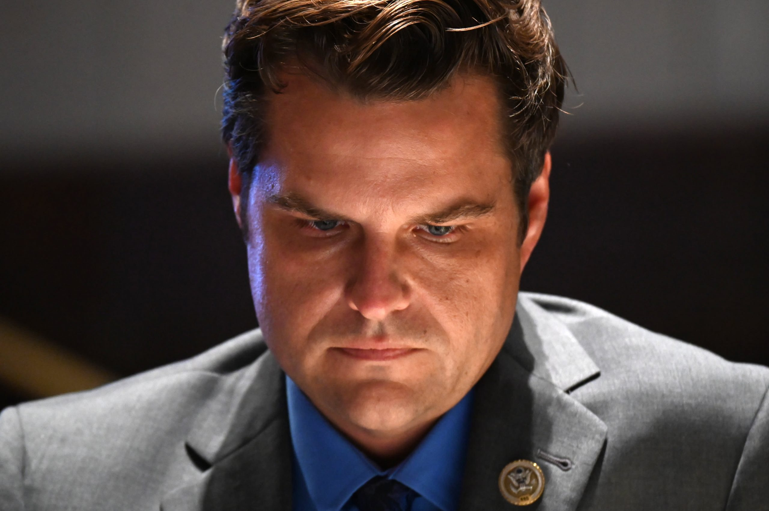 El representante Matt Gaetz bajo investigación por posible obstrucción a la justicia en una investigación sexual
