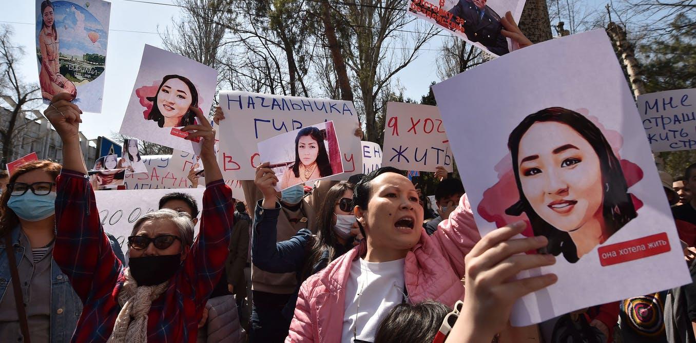 El 'secuestro de novias' acecha en las zonas rurales de Kirguistán y hace que las mujeres jóvenes huyan de su tierra natal