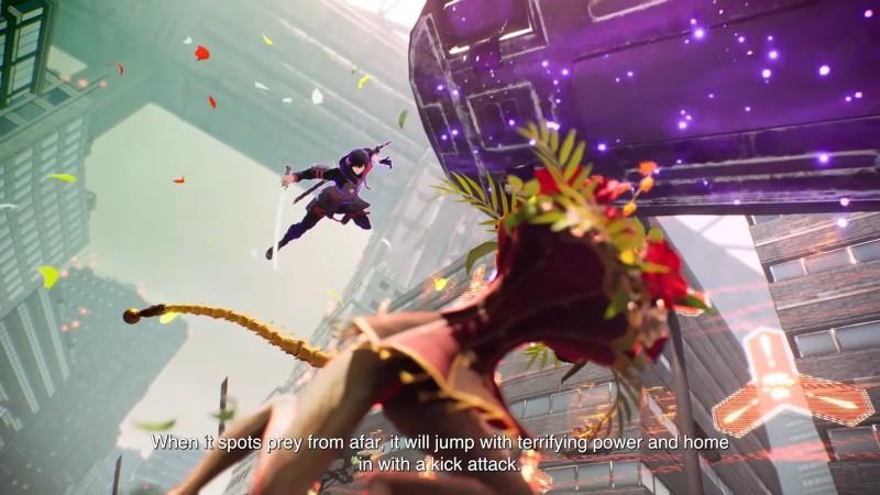 El video explicativo de Scarlet Nexus muestra a los jugadores las cuerdas antes del lanzamiento