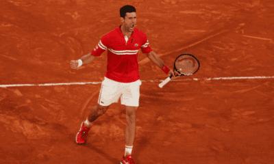 En el clásico de cuatro sets ante Rafael Nadal, el tercero es donde ganó Novak Djokovic