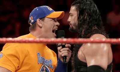 Es probable que John Cena vs.Roman Reigns se venda WWE SummerSlam según ex-personalidad de WWE