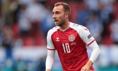 Euro 2020: Christian Eriksen sufrió un paro cardíaco, confirma el médico del equipo de Dinamarca