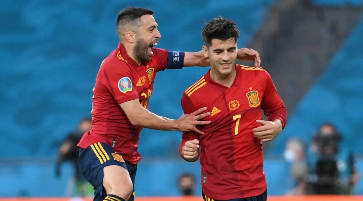 Euro 2020: Jordi Alba siente que la intensidad y la determinación de España van por buen camino